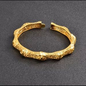 Jewelry - Gold Color Dubai Bangles / Bracelet Jewelry